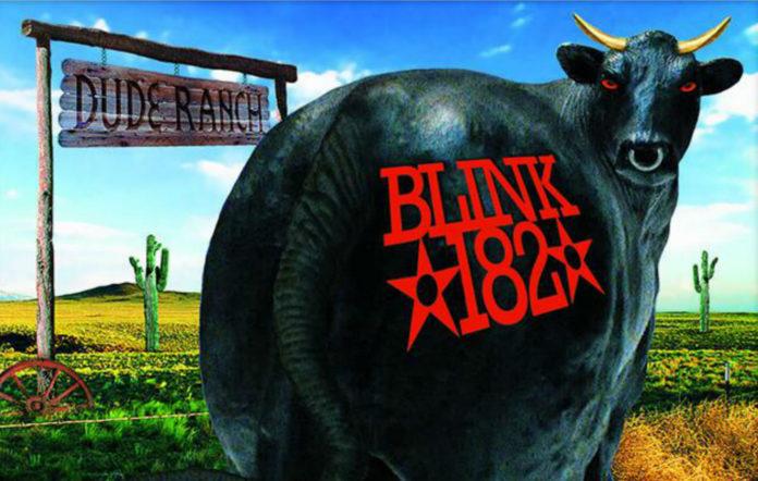 Blink-182's 'Dude Ranch'