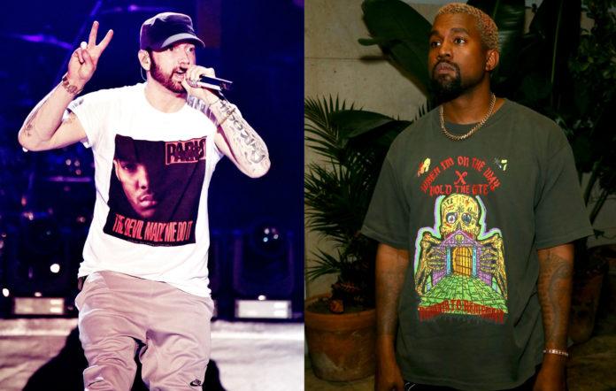Eminem / Kanye West