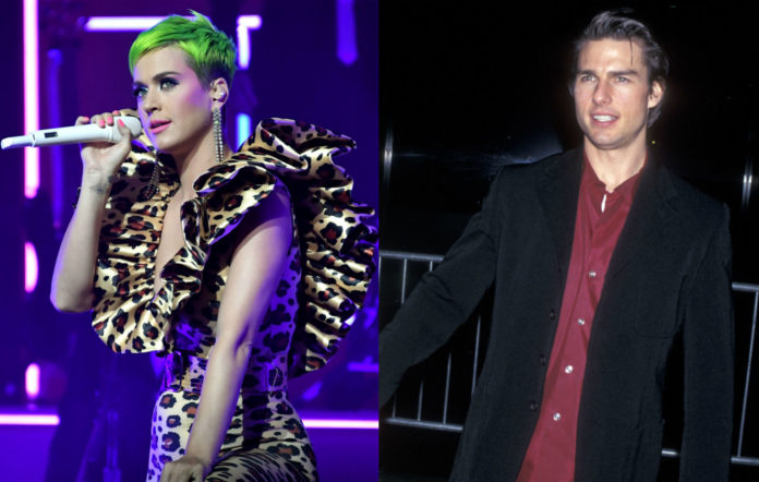 Katy Perry / Tom Cruise in 1996