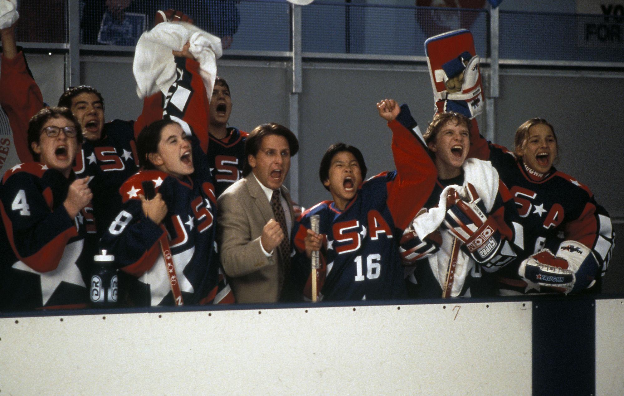 'The Mighty Ducks'