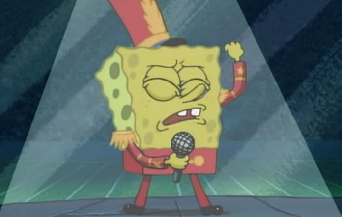 Spongebob Super Bowl