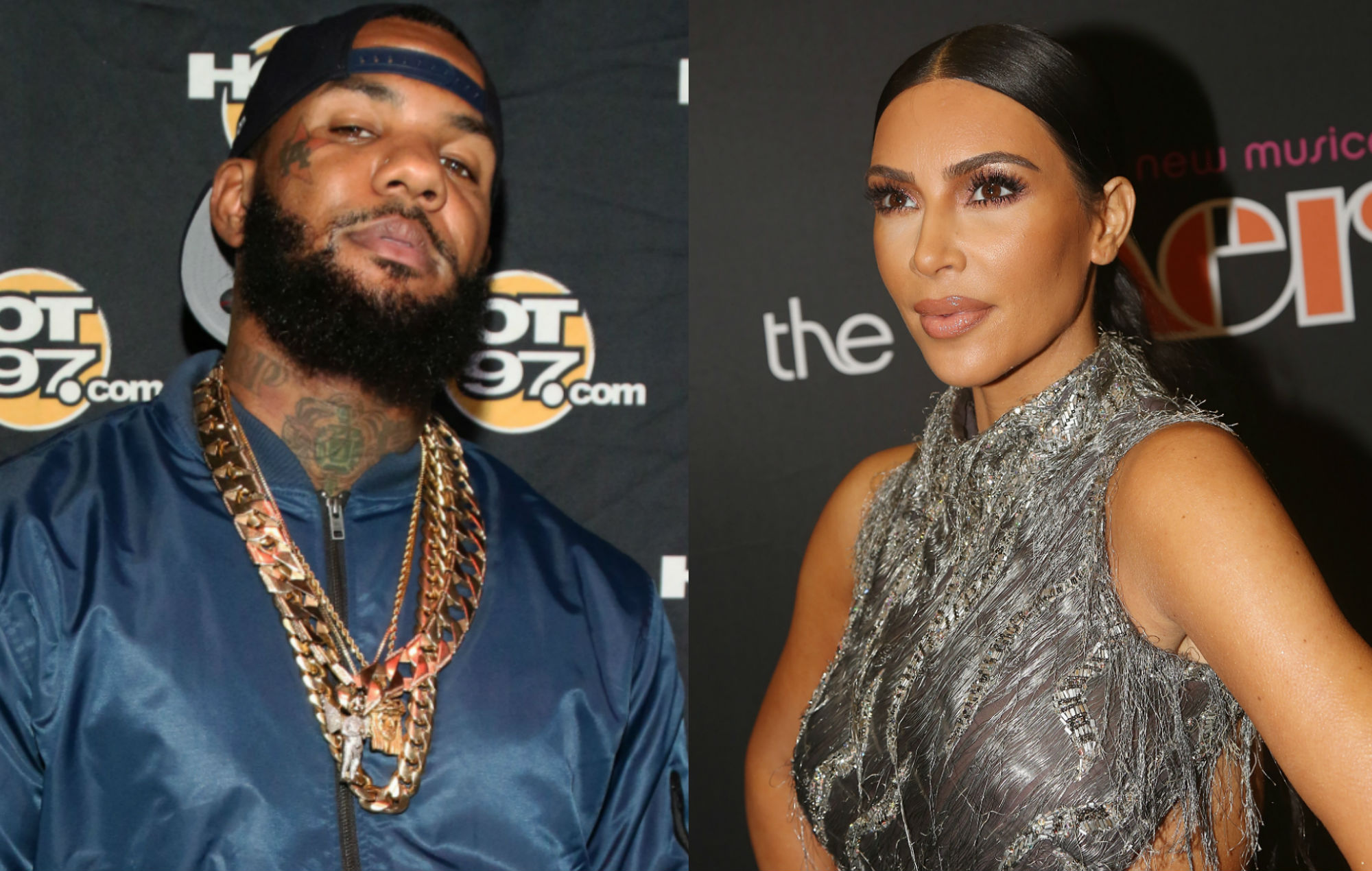 The Game Raps About Having Sex With Kim Kardashian In New Song Apologises To Kanye West