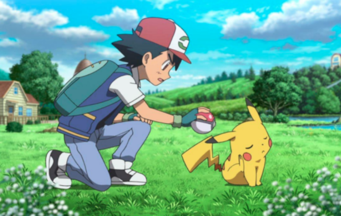 Pikachu from Pokemon