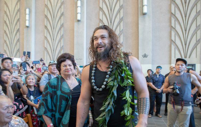 'Aquaman' man star Jason Momoa