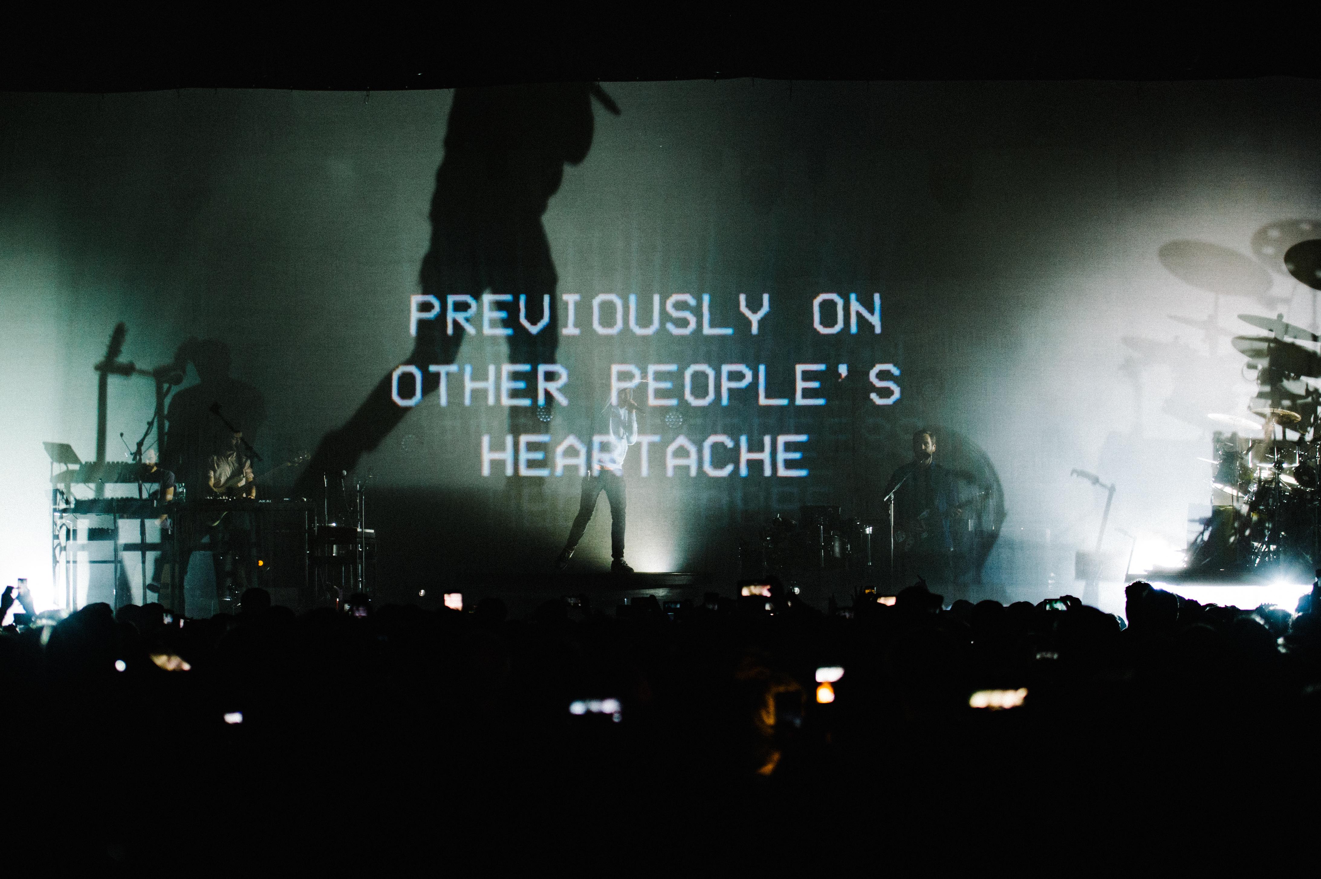 Bastille live in Manchester