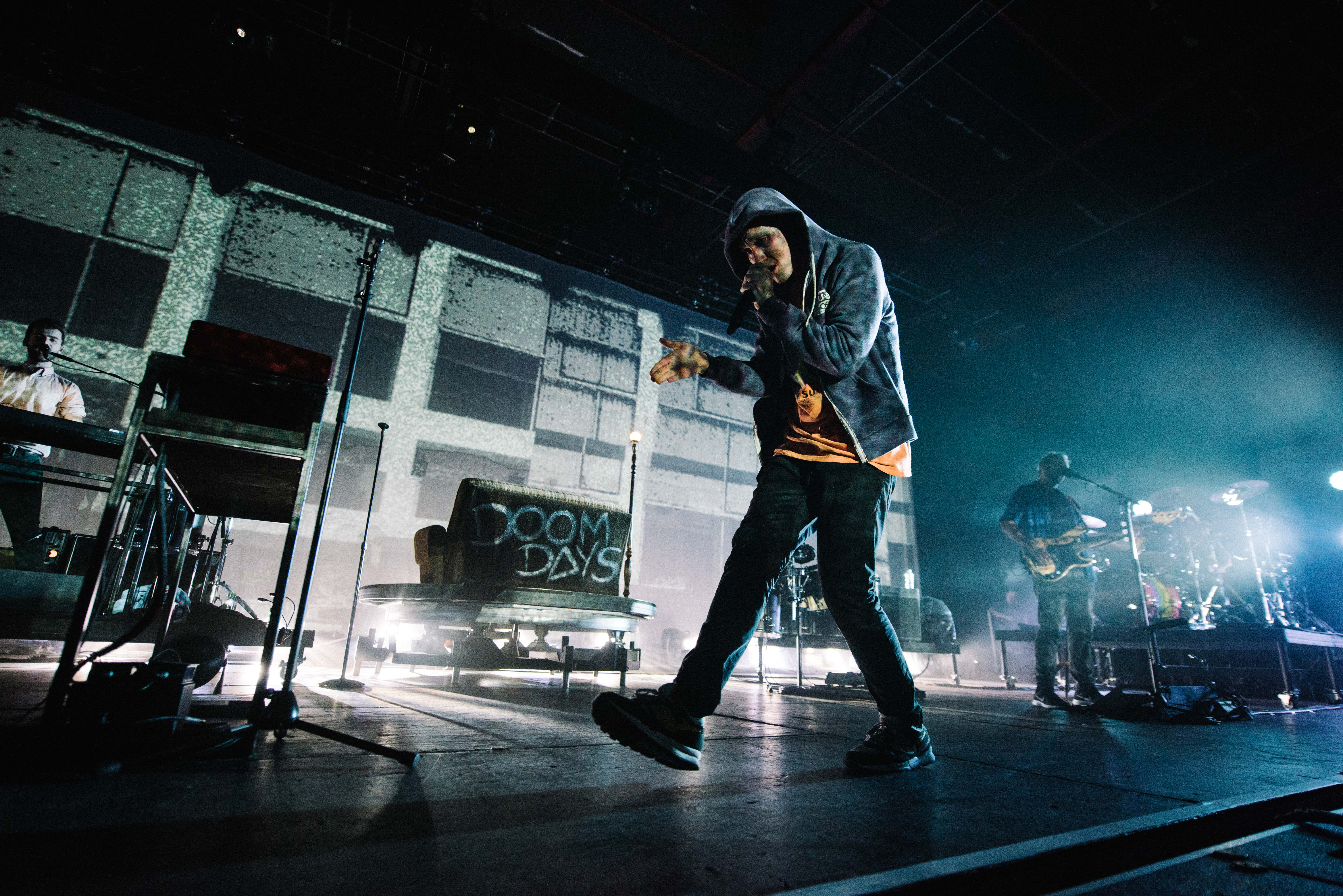 Bastille live Manchester Feb 2019