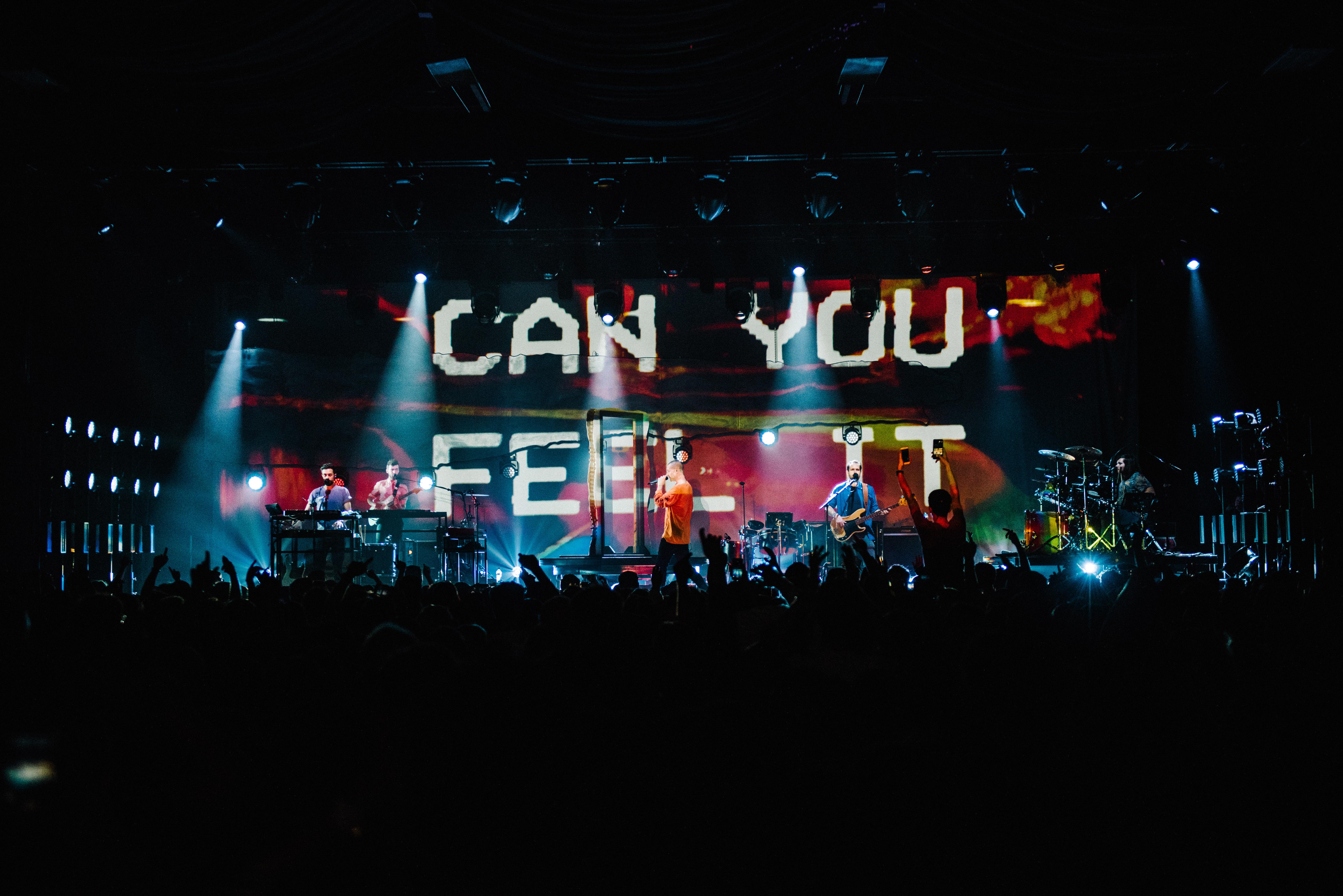 Bastille live in Manchester Feb 2019