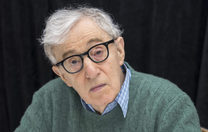 Woody Allen reaches legal settlement with Amazon