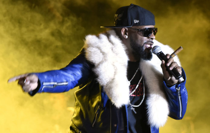 R Kelly hands himself into police following Sexual Abuse charges