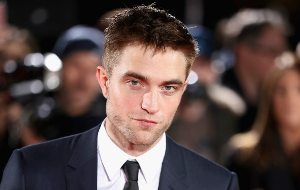Robert Pattinson willow
