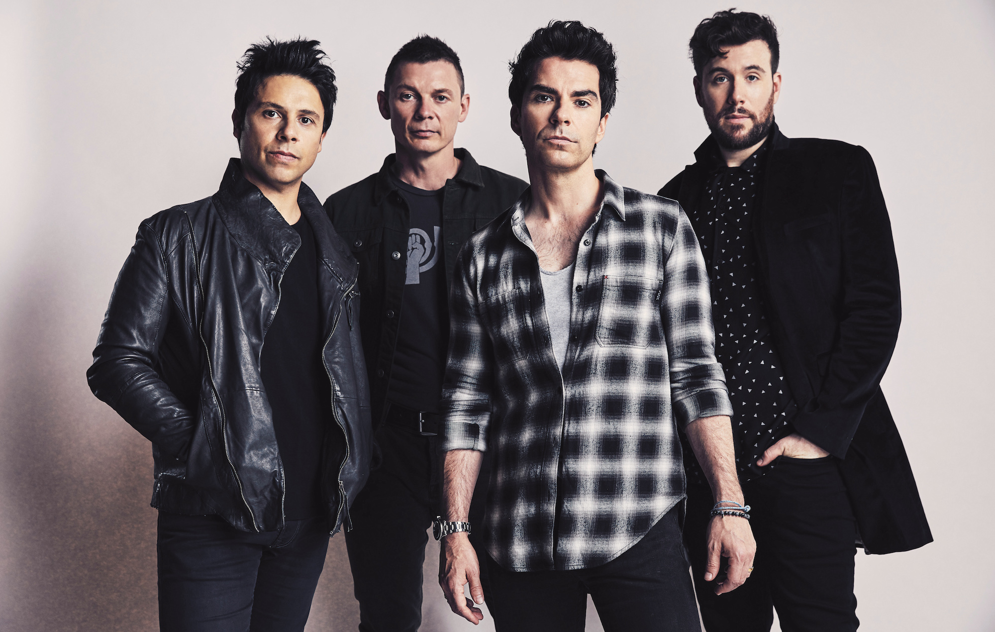 Listen to Stereophonics' new song 'Chaos From The Top Down' as band say  music is meant to 'inform or provoke us'