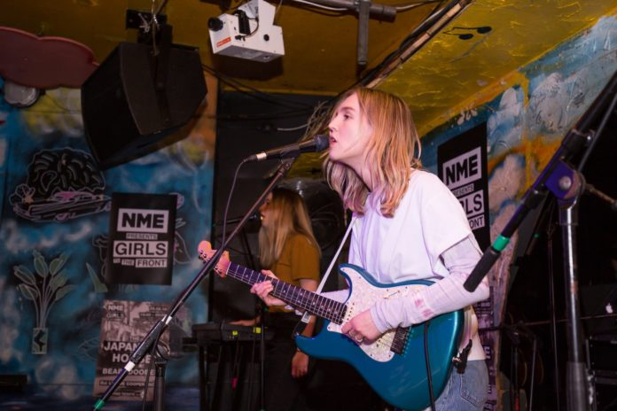 The Japanese House plays NME's Girls To The Front show