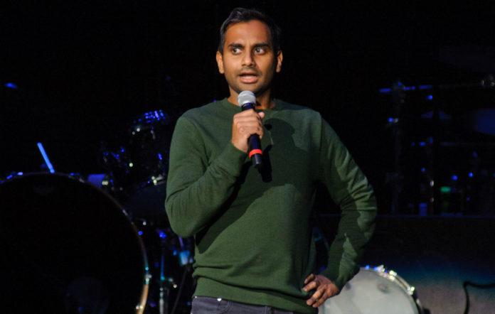 Aziz Ansari addresses sexual misconduct
