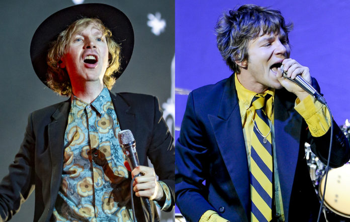 Beck And Cage The Elephant Announce Co Headline Tour