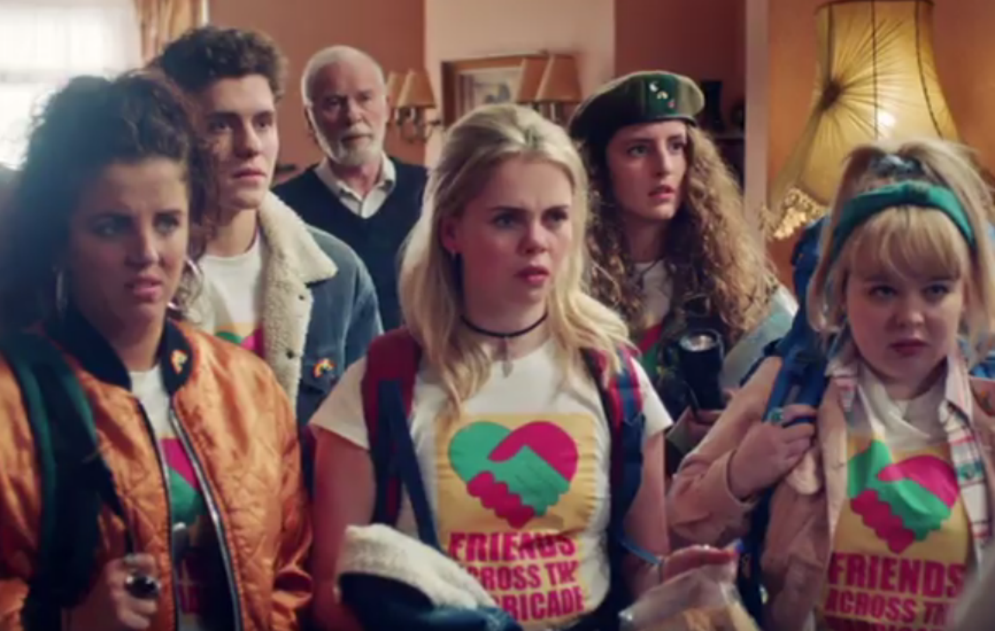 Derry Girls series 2 air date: cast, plot and trailer for the return
