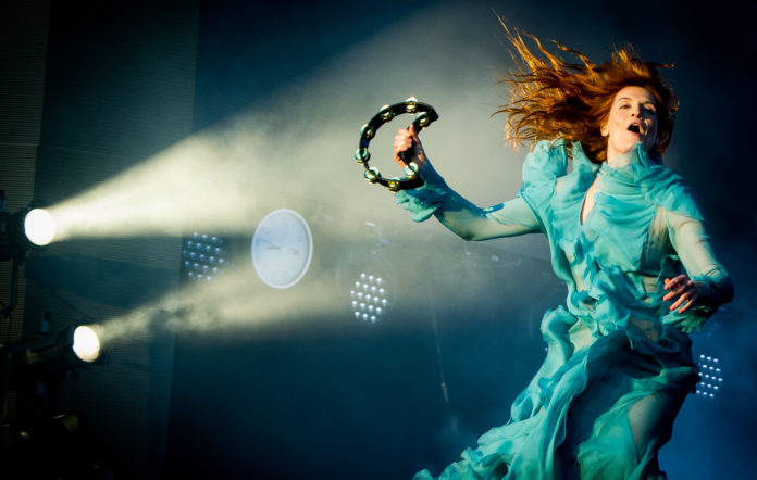 Florence and the machine north america tour