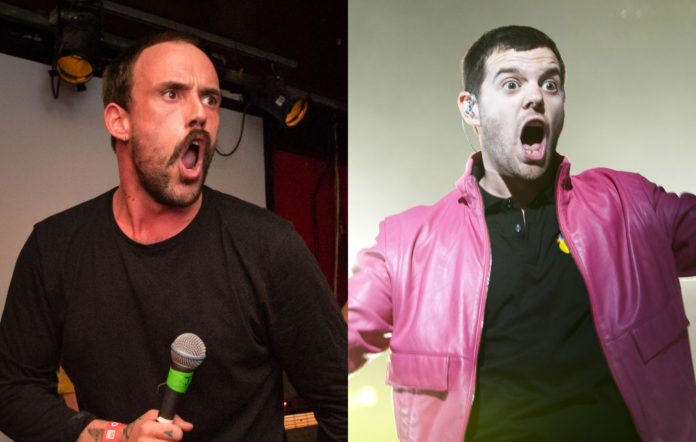 Idles cover the streets live lounge