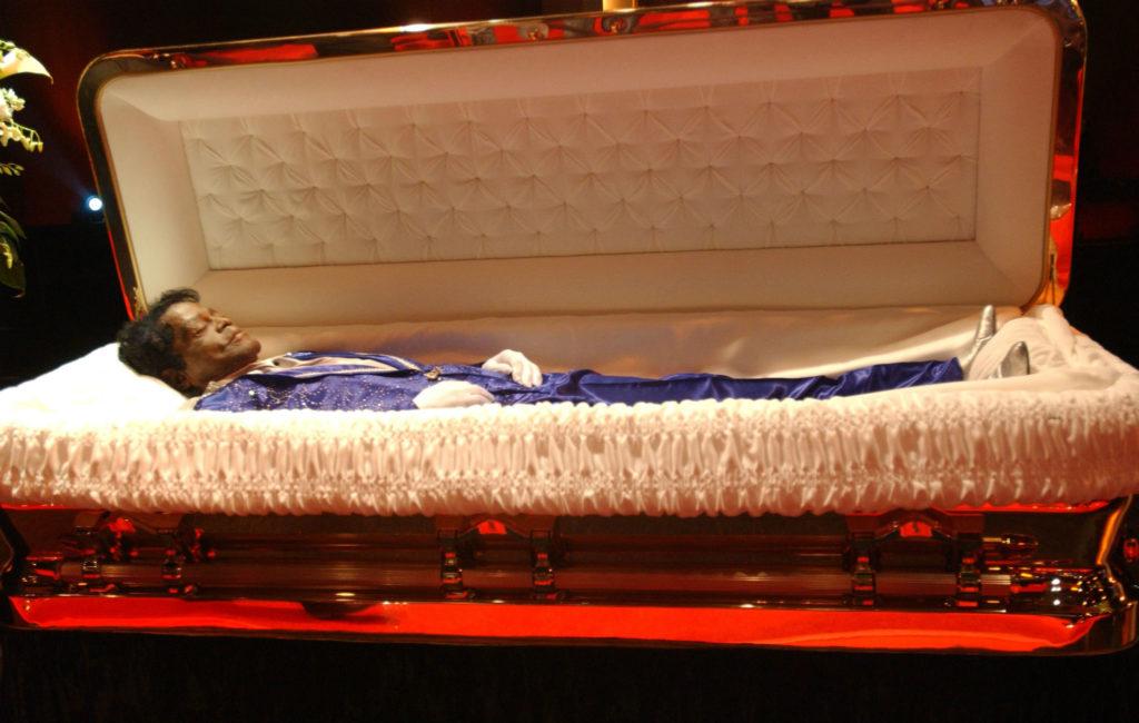 James Brown murdered