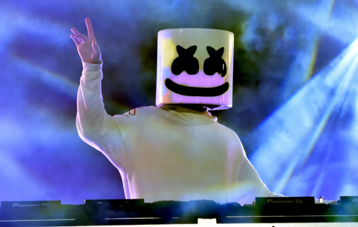 Marshmello fortnite virtual concert