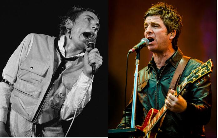 Noel Gallagher sex pistols most influential album