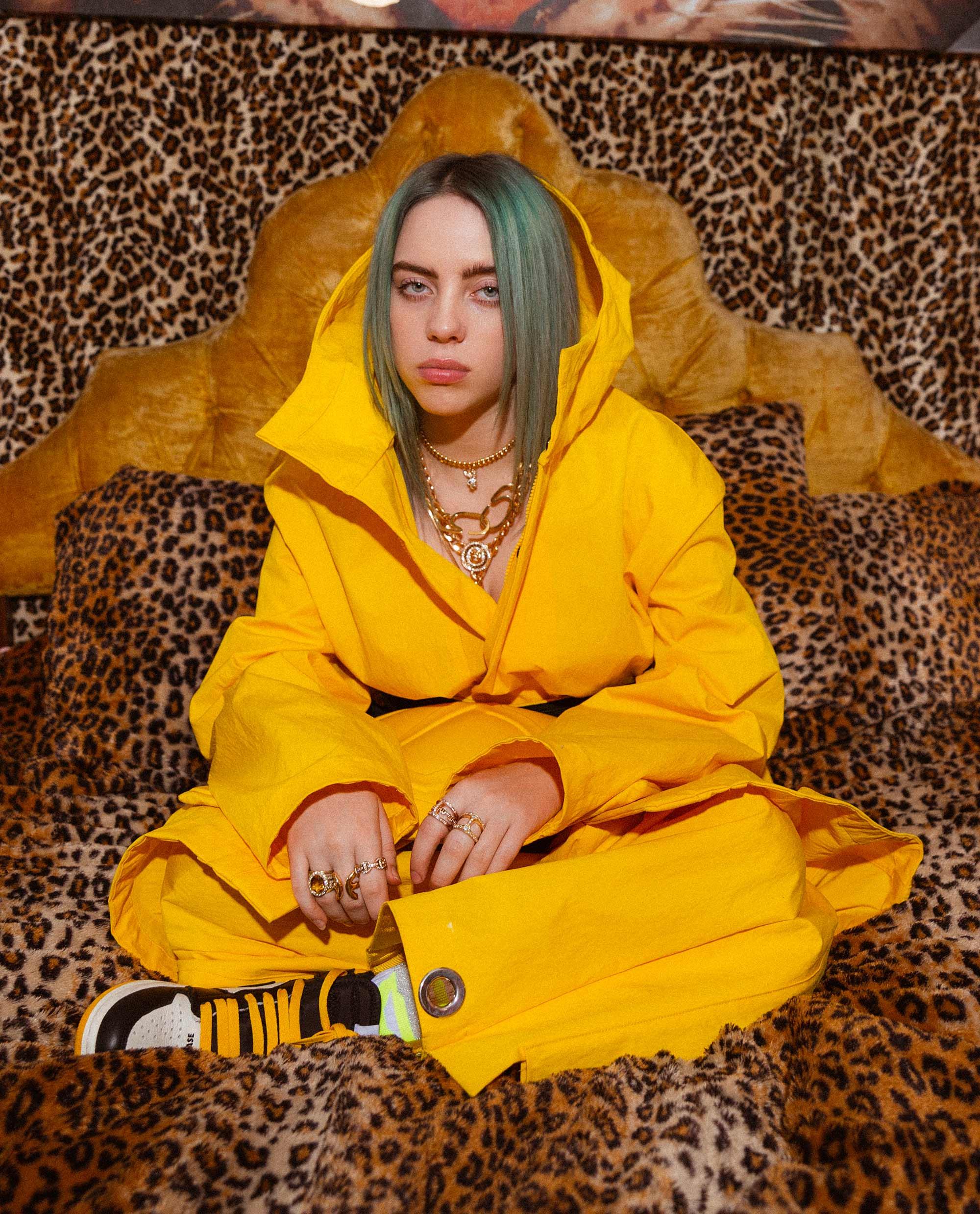 Billie Eilish NME