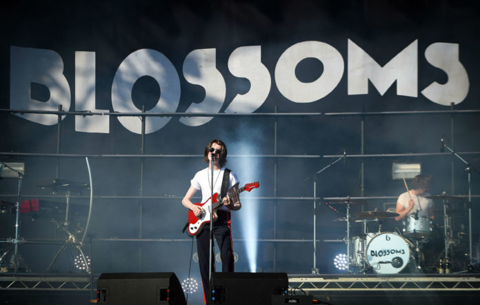 Blossoms on releasing an album this year