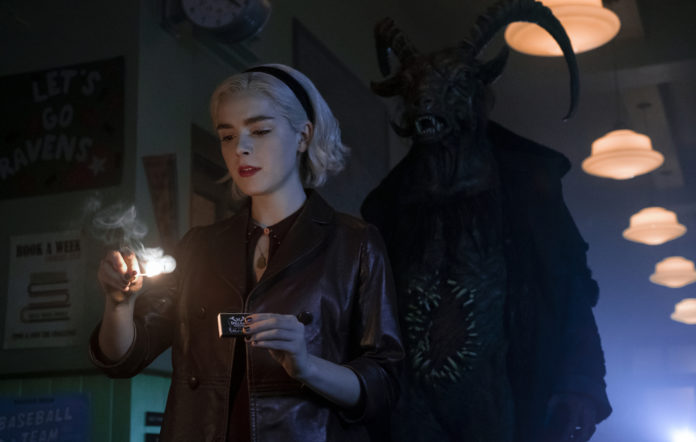 Chilling Adventures of Sabrina Part Two