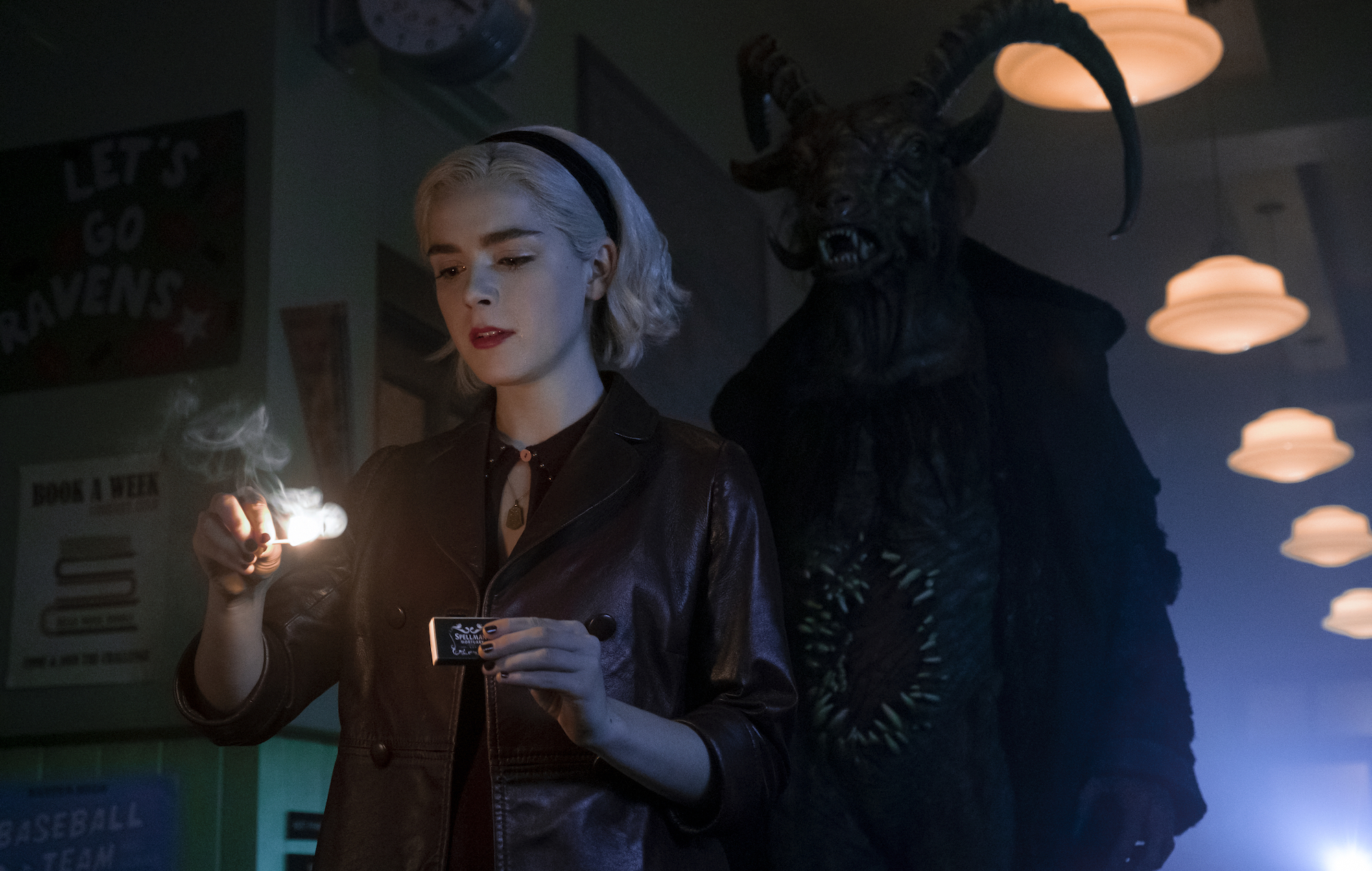 'Chilling Adventures of Sabrina' axed by Netflix ahead of season 4