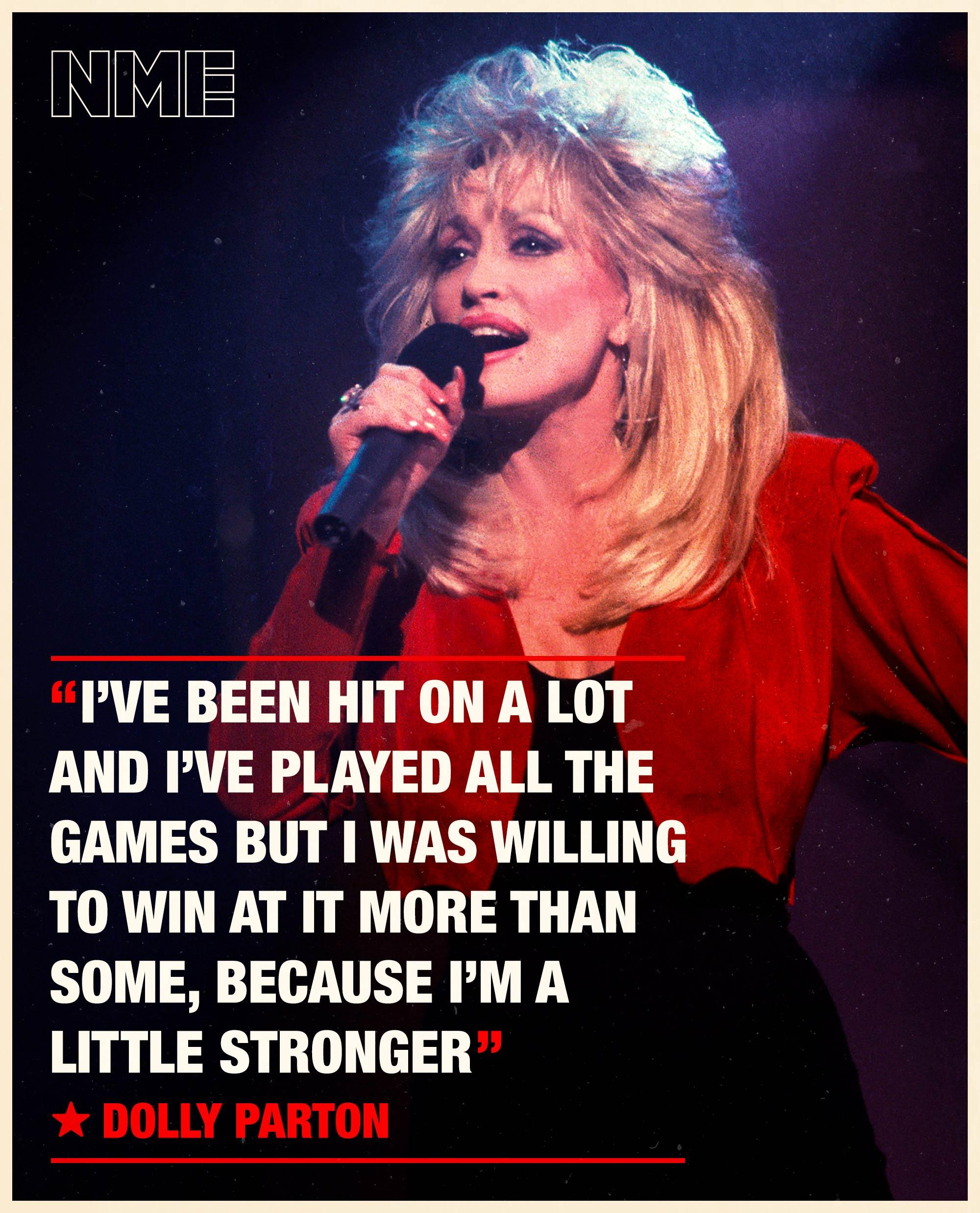 Dolly Parton NME Big Read