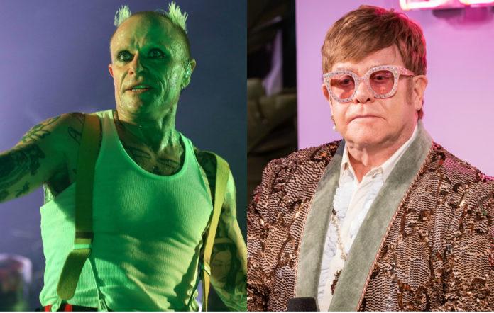 Elton John Keith