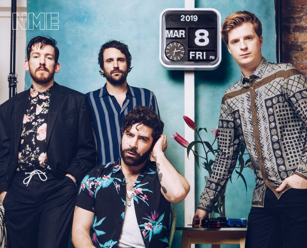 Foals NME Big Read