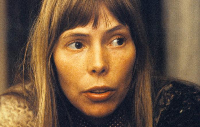 Joni Mitchell 1972