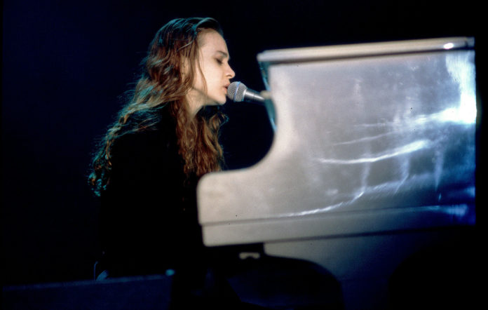 It looks like a new Fiona Apple album is coming