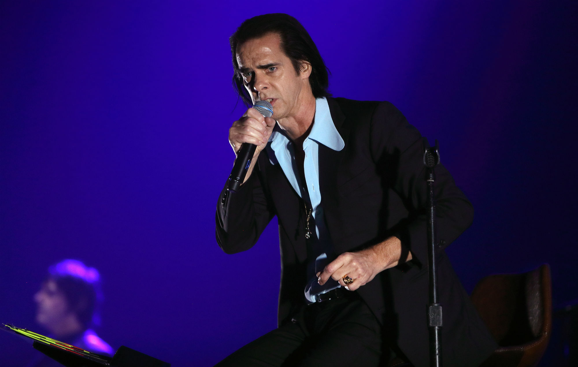 Nick Cave opens up about emotional Manchester show