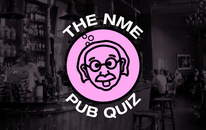 NME Music Quiz