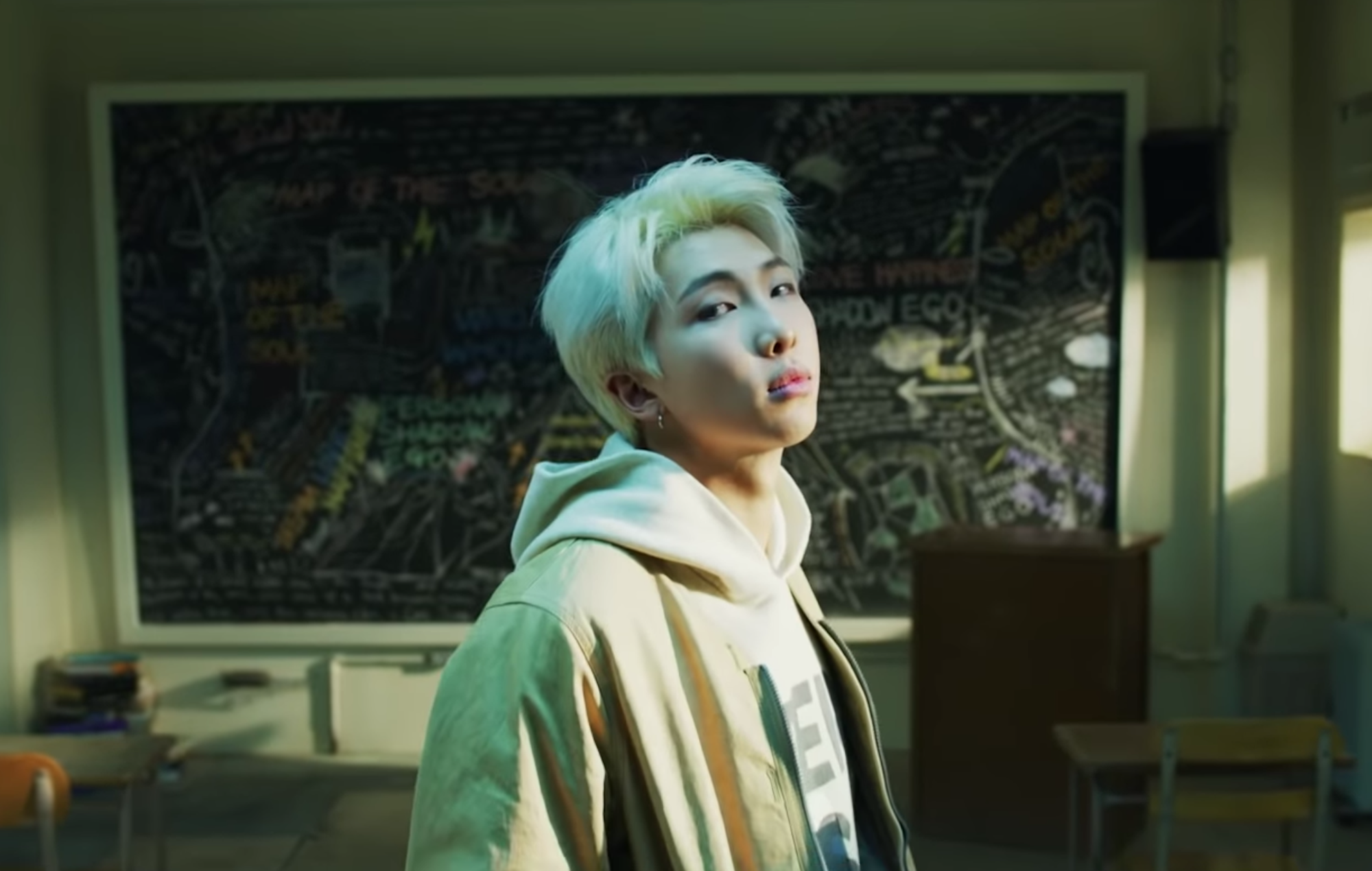 fan theories about bts new album map of the soul persona