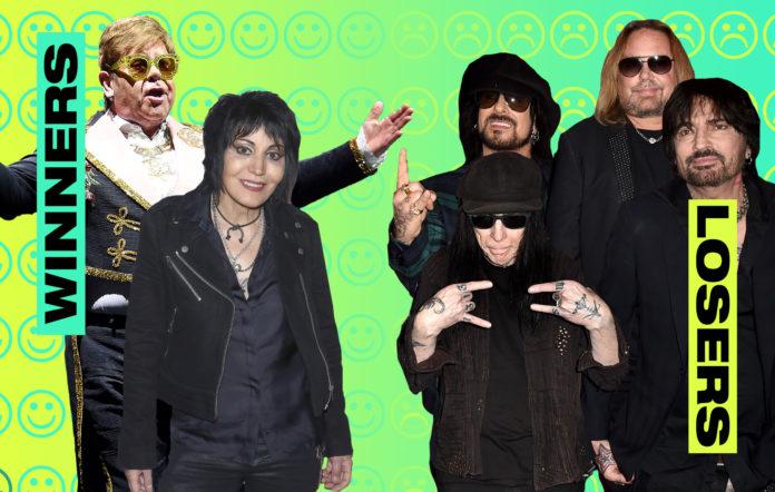 Winners & Losers NME