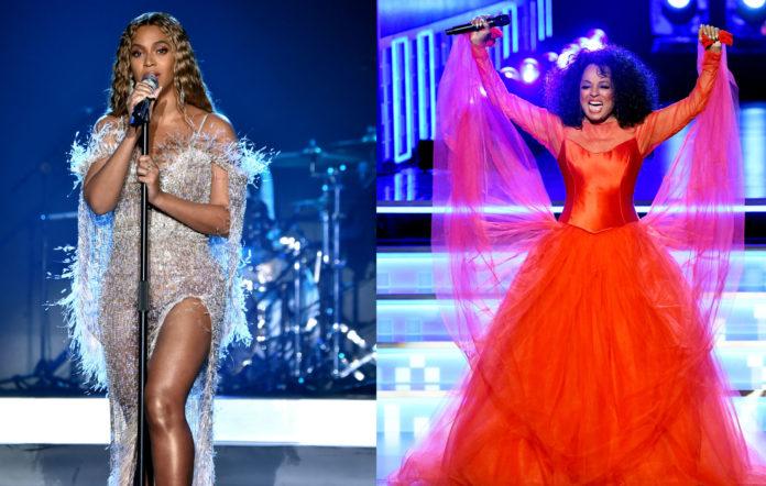 Beyonce / Diana Ross