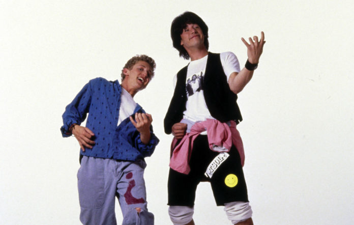 'Bill and Ted'