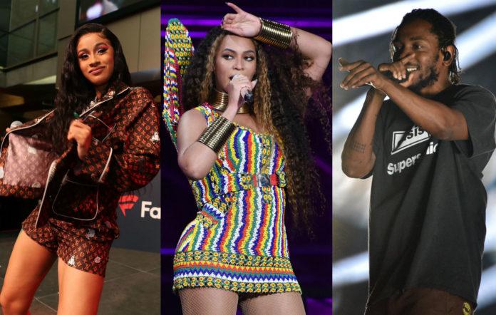 Cardi B / Beyoncé / Kendrick Lamar