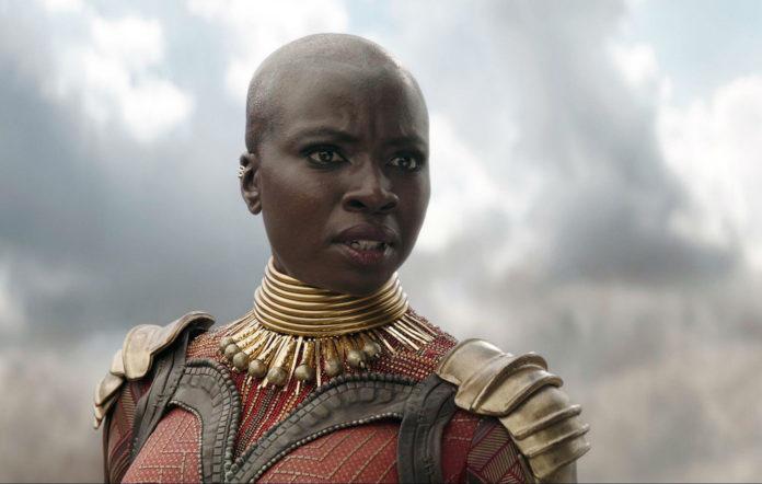 Danai Gurira in 'Avengers: Infinity War'