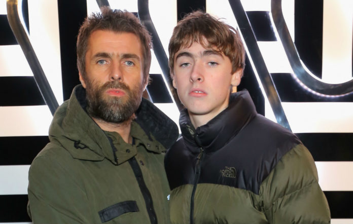 Liam Gallagher new album Gene Gallagher