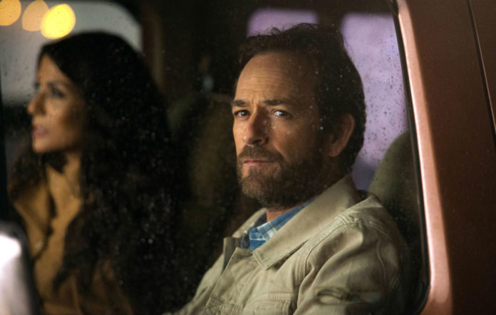 The late Luke Perry in 'Riverdale'