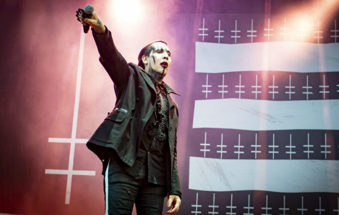 Marilyn Manson new album