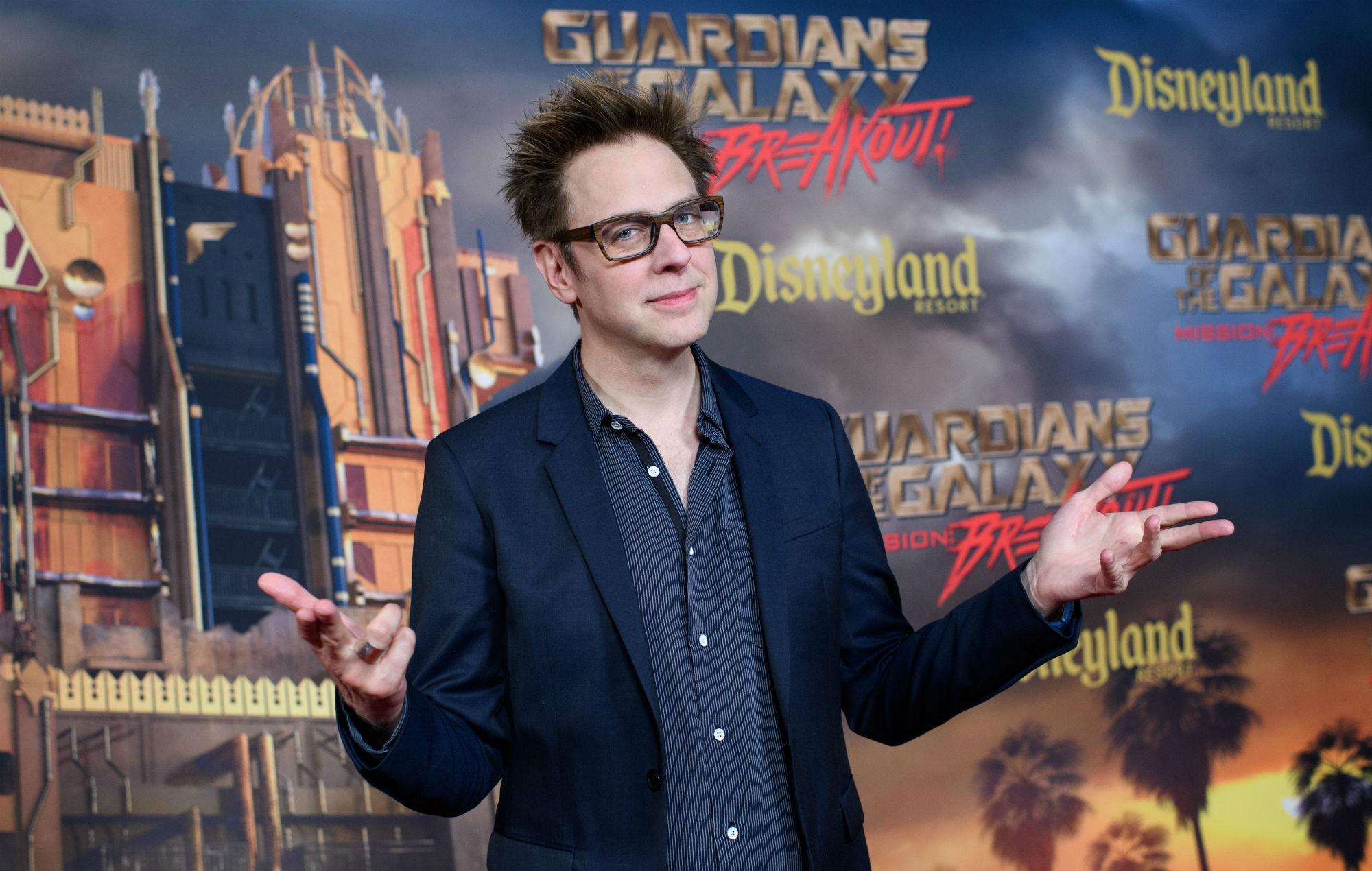 Marvel directors respond James Gunn rehire