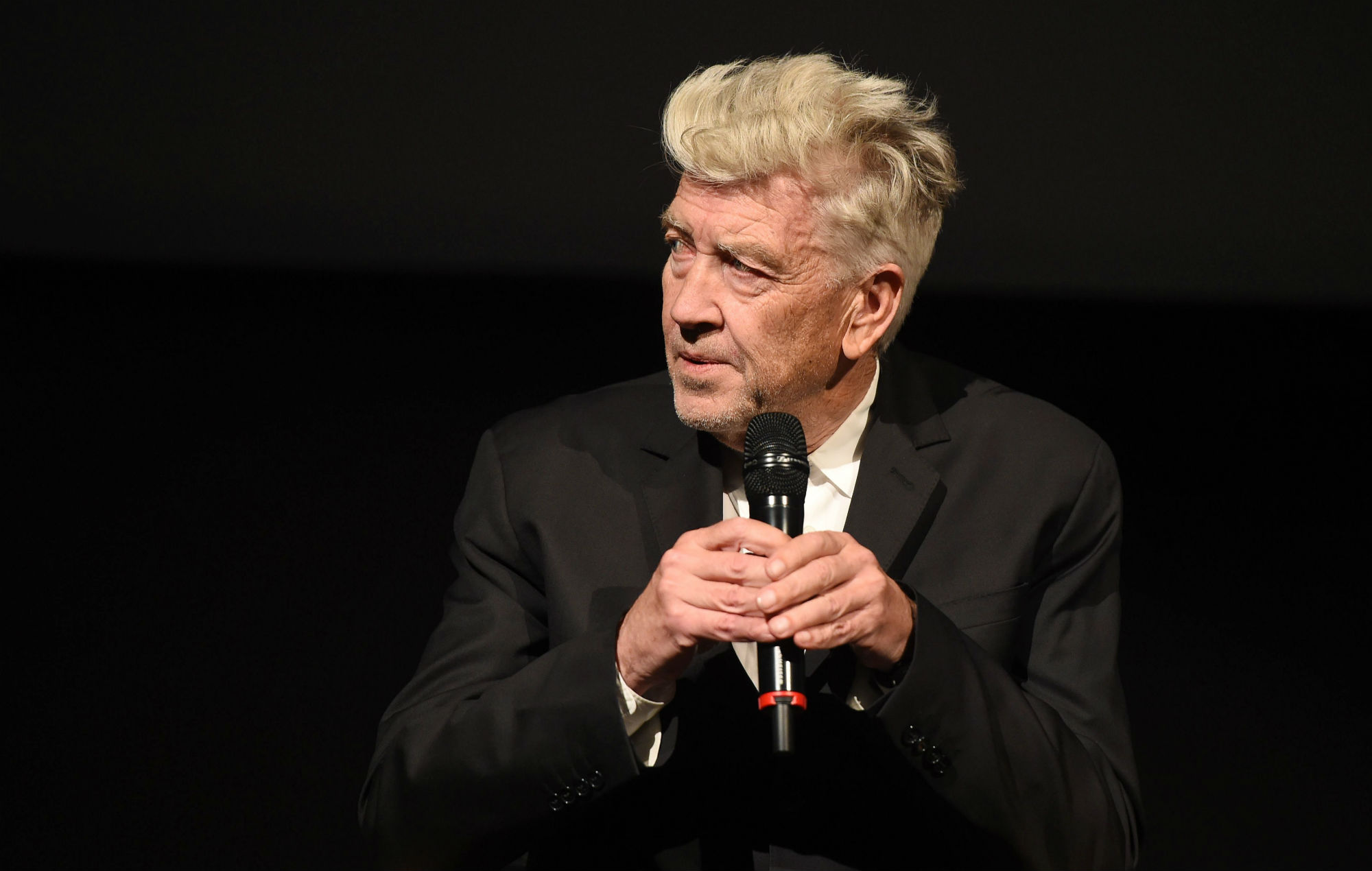 David Lynch is releasing long-awaited short film 'Fire' on YouTube