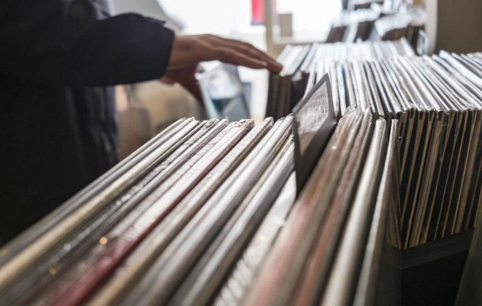 Warner Vinyl
