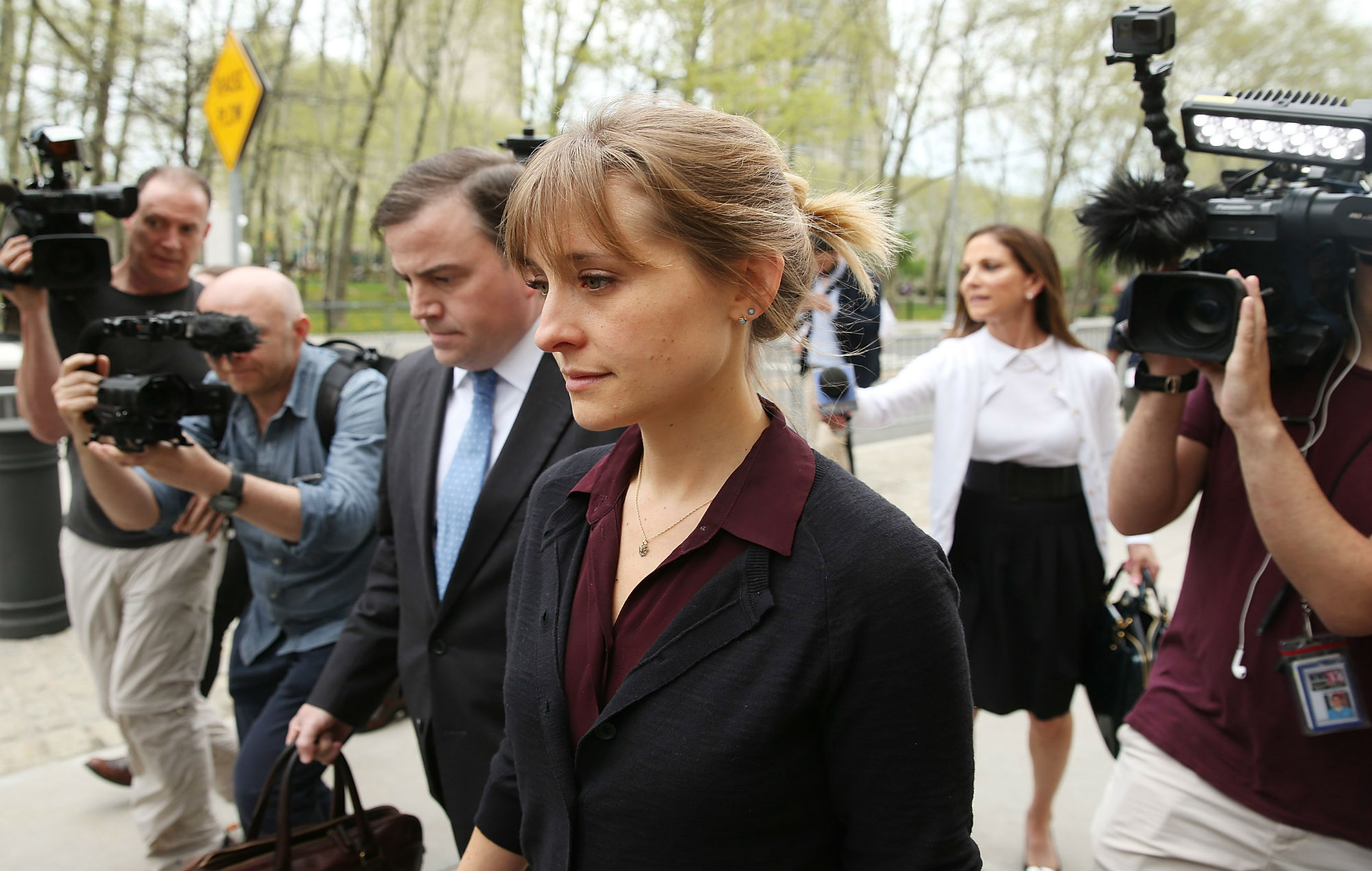 Allison Sex Video smallville' actress allison mack pleads guilty to