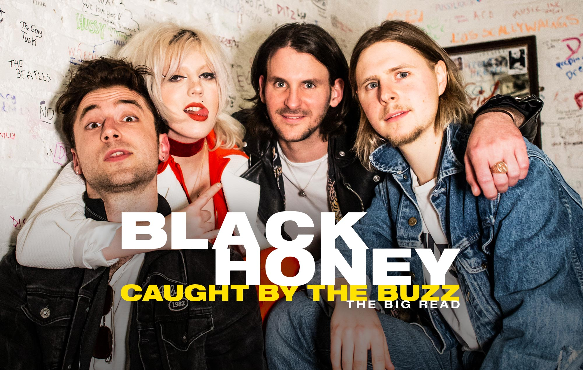 Black Honey interview