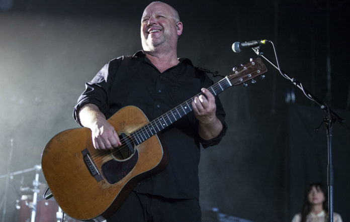 Pixies have announced a UK and European tour